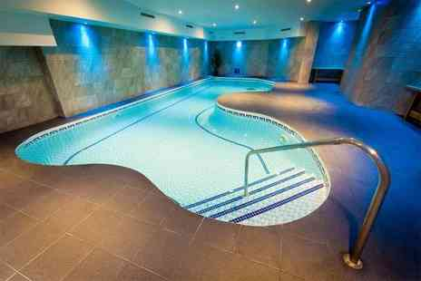 Durley Dean Hotel - Spa day for one or two with a treatment, cream tea and Prosecco - Save 56%