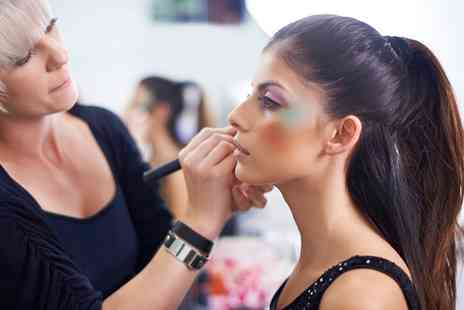 Vip G1 - Hair and Make Up Application or Make Up Lesson - Save 56%