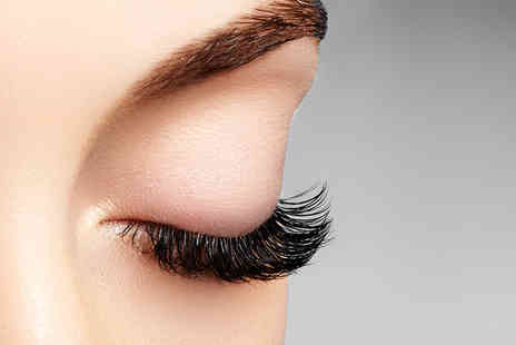 Beautique Hair and Beauty - Individual eyelash extension treatment - Save 58%