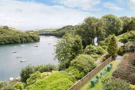 Cormorant Hotel & Restaurant - Cornwall break with 3 course dinner - Save 42%