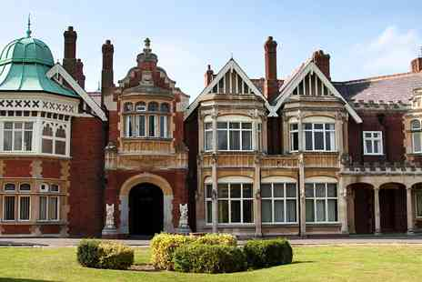 Bletchley Park - Adult annual pass for one - Save 27%