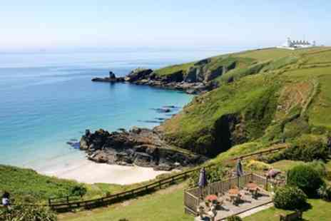 Housel Bay Hotel - Two night clifftop stay with breakfast - Save 0%