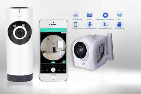 Nex Buy - Indoor and outdoor home security bundle - Save 76%