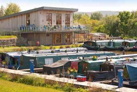Reedley Marina - Afternoon Tea or Bistro Brunch Boat Trip with Optional Prosecco for Two - Save 71%