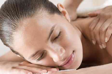 The Salon North End - Back or Full Body Deep Tissue Massage - Save 0%