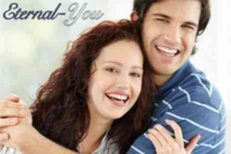 Eternal You - Teeth Whitening Plus Stain Treatment - Save 67%