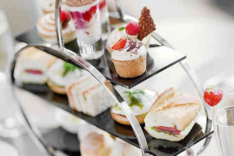 Hilton Aberdeen Treetops - Chocoholic afternoon tea for two or classic Prosecco afternoon tea for two - Save 55%