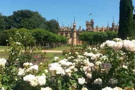 Buyagift - Family day out at Knebworth Grounds and Gardens - Save 0%