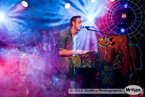 Never Forget Events - Ticket to the Coldplace Coldplay tribute show - Save 56%