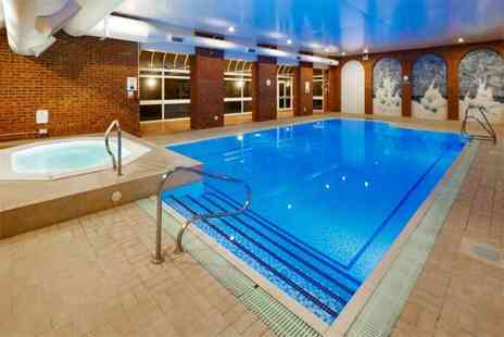 Jupiter Hotels - Four Star Watford stay for two with dinner, breakfast and leisure access - Save 39%