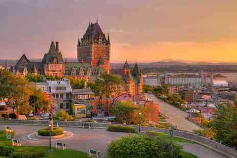 Bargain Late Holidays - Nine night, Reykjavik, Montreal and Quebec City break with flights - Save 28%