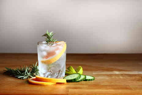 The Scottish Gantry - Ticket to The Scottish Gantry Gin Festival with a tasting session of six gins on selected dates in January 2018 - Save 52%
