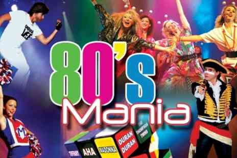 The Spa Pavilion Theatre - Ticket to 80s Mania on 1 December or The Rocket Man, A Tribute to Elton John on 9 December - Save 40%