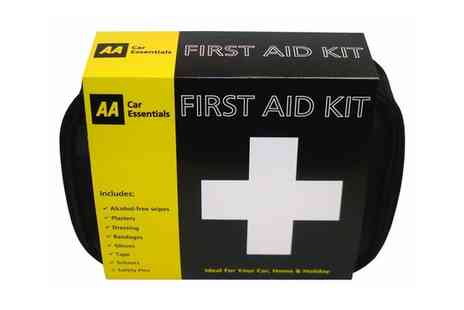 Groupon Goods Global GmbH - One or Two AA First Aid Kits - Save 50%