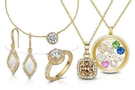 Sarroff Designs UK  - Neverland Sales Jewellery with Crystals from Swarovski With Free Delivery - Save 69%