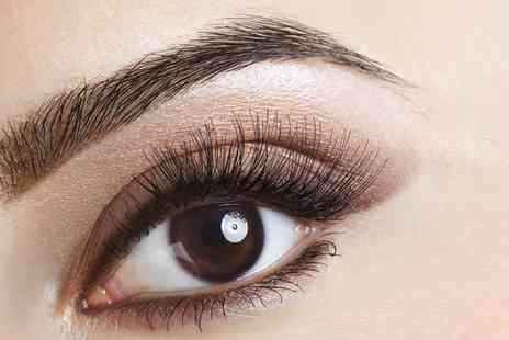 Divine Makeup - Hd Brows with Optional Lash Tint - Save 36%