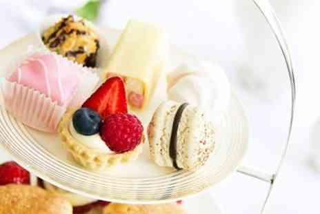 The Court Hotel - Afternoon tea & prosecco for 2 - Save 45%