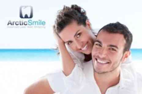 Arctic Smile - Teeth Whitening With Consultation For Two - Save 83%
