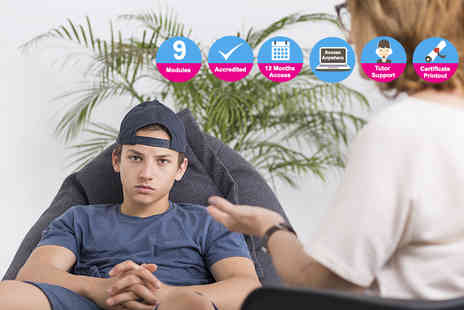 Oplex Careers - Accredited level 3 challenging behaviour in young people course - Save 94%