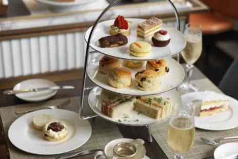Five Star Galvin at The Athenaeum - Champagne Afternoon Tea for Two - Save 50%