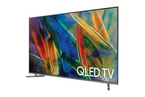 Groupon Goods Global GmbH - Samsung QE55Q6FAMT 55 Inch 4K Ultra Hd Qled Smart Tv With Free Delivery - Save 24%