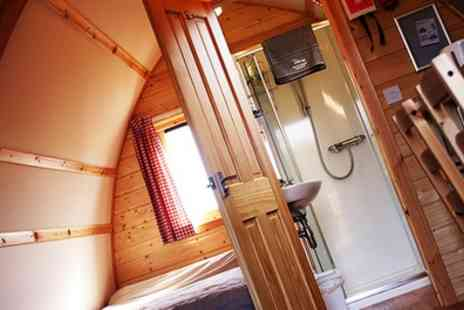 Wigwam at NDAC - Up to 3 Night Wigwam Stay for Up to Five - Save 50%