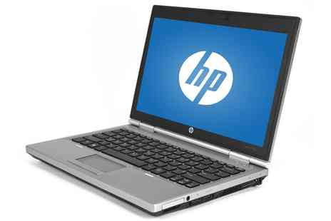 Buyer Area - Refurbished HP EliteBook 2570 Core i7 3rd Gen 4GB 250GB Windows 7 Pro With Free Delivery - Save 0%