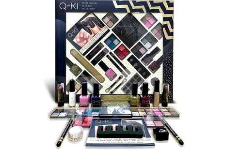 Groupon Goods Global GmbH - One or Two Q-KI Cosmetics Catwalk Collection Sets - Save 52%