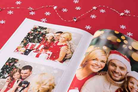 Colorland - Three A4 Photobooks with a Choice of Up to 100 Pages - Save 80%