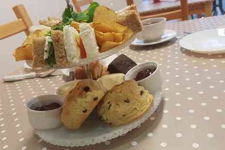 Kells Kitchen - Afternoon Tea for Two or Four - Save 50%