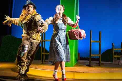 Royal Hippodrome Eastbourne - Ticket to The Wizard of Oz with an ice cream - Save 39%