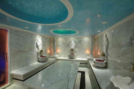 Crystal Palace Spa - 90 minute hammam experience for one or two including two treatments - Save 72%