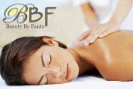 Vanessa Blake - One Hour Swedish Massage - Save 50%