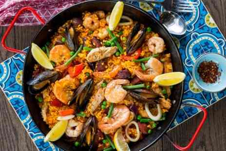 La Tasca - £30 or £50 to Spend on Food at La Tasca, Seven Locations - Save 50%