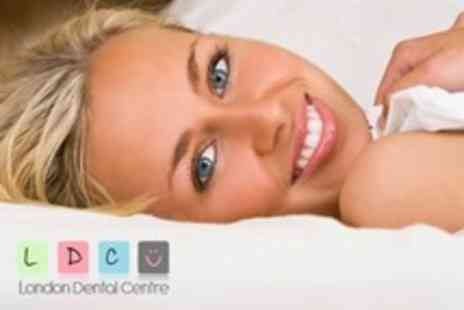 London Dental Centre - Dental Consultation With Scale and Polish - Save 60%