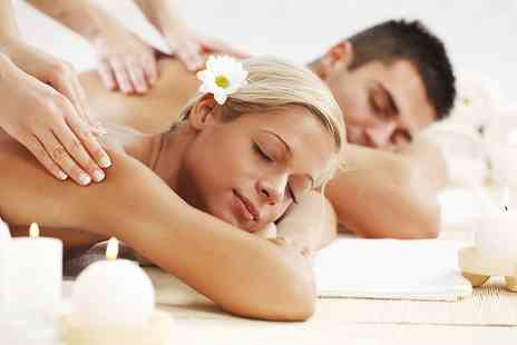 Pristine Hair & Beauty - Candlelit Couples Swedish Massage with Indian Head Massage - Save 0%