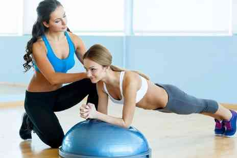 Fountain Square Physiotherapy Clinic - Up to Five 60 Minute Personal Training Sessions - Save 65%