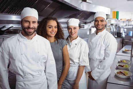 EventTrix - Accredited online hotel and catering management course - Save 92%