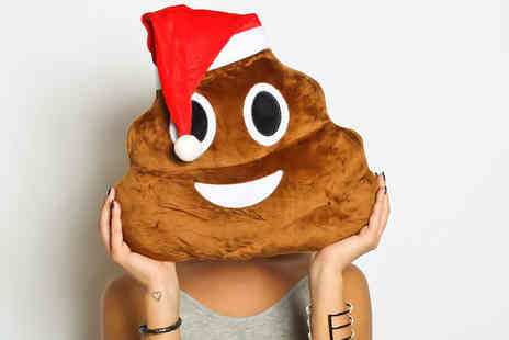 Craze UK - Mas poo emoji pillow - Save 83%