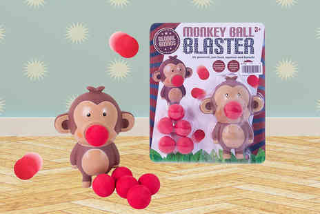 London Exchain Store - Monkey ball blaster - Save 70%