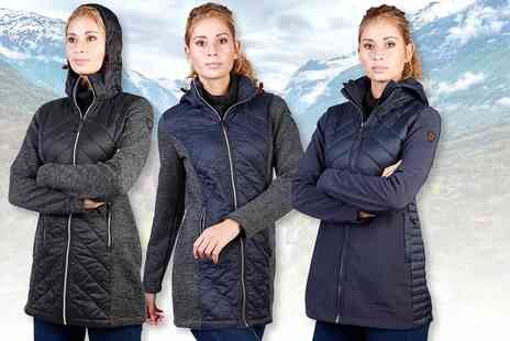 IDT Spa - Geographical Norway womens parka - Save 60%