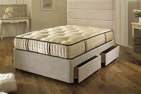 Giomani Designs - Single, small double or double, king or super king mattress - Save 85%