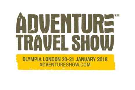 Escape Events - One or two tickets to Adventure Travel Show on 20 To 21 January 2018 - Save 34%