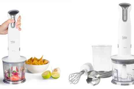 Groupon Goods Global GmbH - Beko Sense Hand Blender Set with Accessories - Save 51%