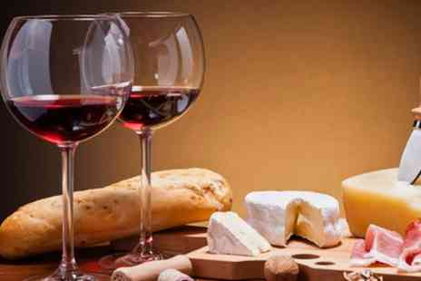 The Queens Hotel - Cheese and Wine, Ale or Cider Pairing for Two or Four - Save 0%