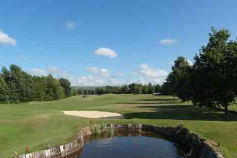 Hassocks Golf Club - 18 Holes of Golf for Two or Four - Save 61%