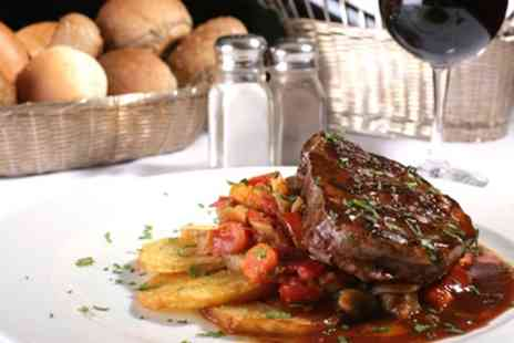 Leadburn Inn - Two Course Meal for Two or Four - Save 44%