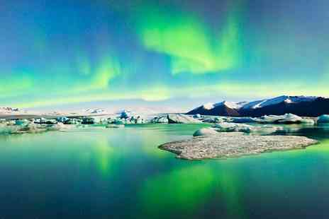 Bargain Late Holidays - Two to Five Nights Stay at Choice of 4 Star Hotels with Northern Lights Tour, Return Flights and Option for Other Tours - Save 0%