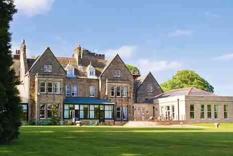 Grinkle Park Hotel - One to Three Nights Stay for Two with Full English Breakfast, Wine and Option for Dinner - Save 0%