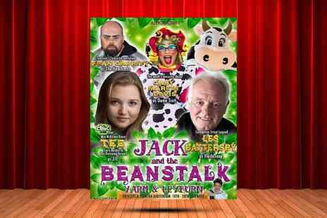 AJ Productions - Jack and the Beanstalk Pantomime ticket on 19 or 20 December - Save 19%